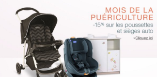 amazon mois puericulture