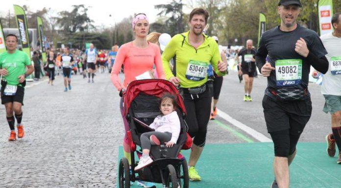 marathon paris Sophie Losappio