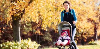 running poussette la familiale