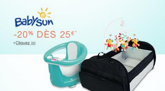 promotion babysun16