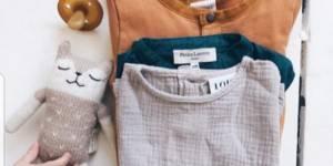 Location de vêtements pour enfants