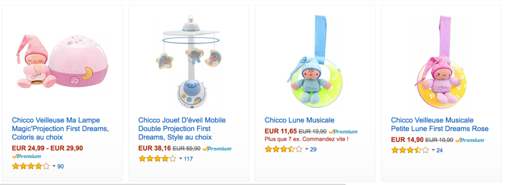 promotion amazon chicco