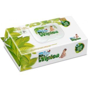 Lingettes bio Moltex Biowipies