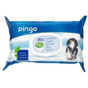 Lingettes bio Pingo