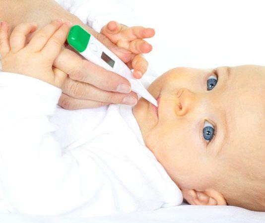 guide du thermomètre bébé